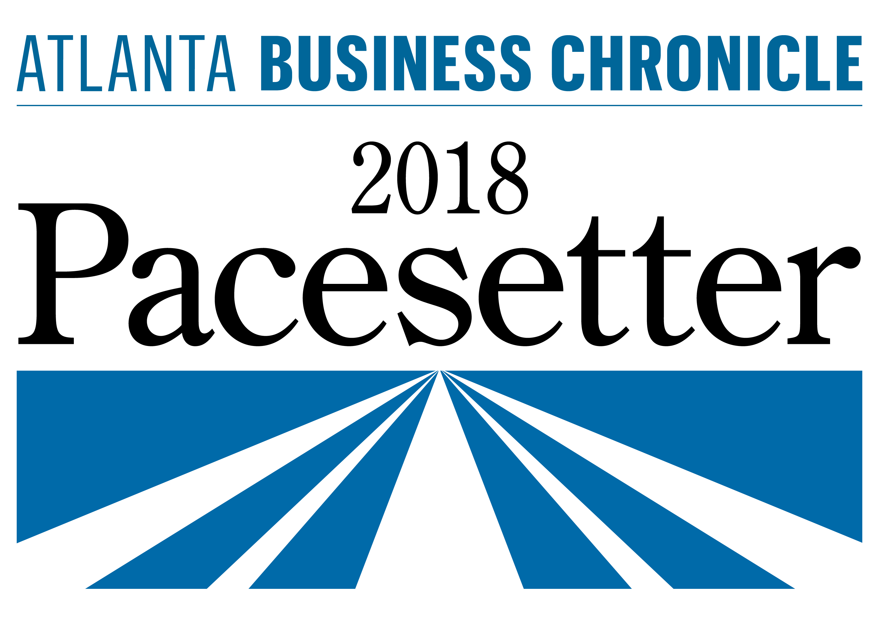 Atlanta Business Chronicle 2018 Pacetter
