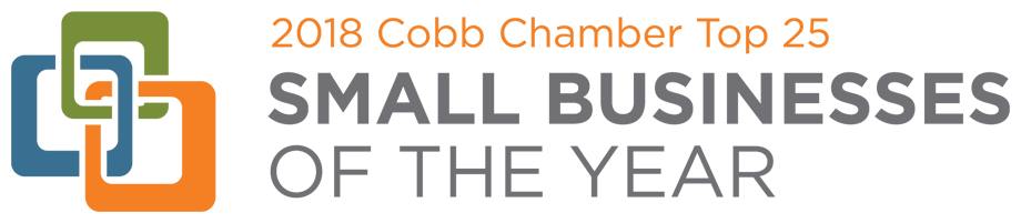 2018 Cobb Chamber Top 25 Small Business of Year Mills Specialty Metals