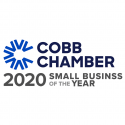 Cobb Chamber of Commerce Small Business of the Year 2020