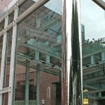 polished metal column covers