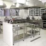 stainless steel commercial kitchen fixtures